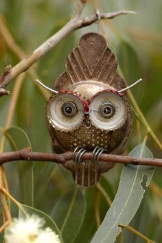 Garden Owl Too