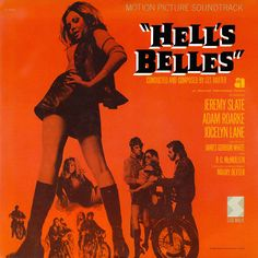 Les Baxter - Hell's Belles, 1969