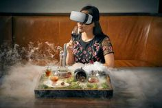 A New Chicago Cocktail Comes With a Side of Virtual Reality