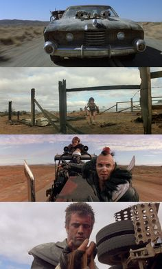 Mad Max 2: The Road Warrior, 1981 (dir. George Miller)