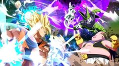 Four new characters and an original story coming to DragonBall FighterZ