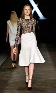 Camilla and Marc Australia Fashion Week Spring/Summer collection by ♥✤ I Dress, Peplum Dress, Fancy Skirts, Trumpet Skirt, Get Dressed, Ready To Wear, Glamour, Formal Dresses, My Style