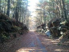 Windham, NH Rails to Trails route