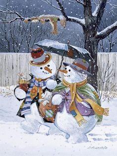 hóemberek