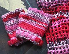 READER MAKES: SPRING FEVER GLOVELETTES | crochet today