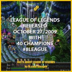 October 27, League Of Legends, Champion, Image, League Legends