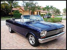 1963 Chevrolet Chevy II Convertible