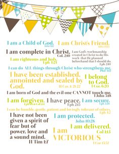 I am with border for blog Free Indeed & Know Who You Are In Christ (Free Printables)