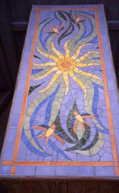 Wow..beautiful mosaic