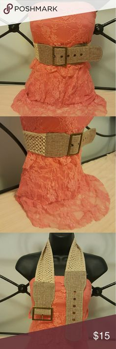 Tube top and belt sold separately or I can bundle Great condition from Rue 21. The belt is from Buckle. Other