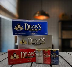 Dean's Filtered Cigars are skillfully blended together for a light aroma and mild smoke. The perfect choice for a quick and relaxing afternoon smoke break! #FilteredCigars #DEANS #DeansFilteredCigars  #flavoredcigars #Lit #cigars #smoke #tgif #largecigars