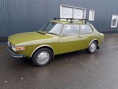 1972 års modell Saab 99 olivgrön verona orginalfärg bilen håller ett patinaskick i lack och kaross, Motor och automatväxellåda fungerar mycket bra och växlar fint.Bilen är utrustad med motor samt kupé värmare, byter in ert fordon och har finanslösnin...
