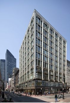 Exclusive Tour of Downtown Crossing's New Godfrey Hotel - Coming Soon - Curbed Boston