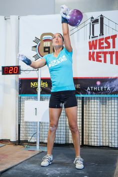 Jessica DiBiase (Ice Chamber Kettlebell Girls) is Master of Sport in Kettlebell Lifting.  Jessica is one of the first women in the world to compete with the 20kg kettlebell in traditional biathlon.  She is a founding member of the Ice Chamber Kettlebell Girls.