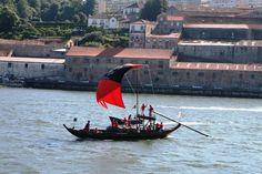 Já fui barco ... já fui remo! ... // Regata de barcos rabelo na foz do rio Douro (Porto e Vila nova de Gaia). 2008 junho //Fto Olh 01 063 já fui barco ... já fui remo! ...  20080825 0604