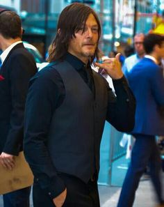 Yes, please call me Norman