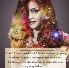 Clara Oswin Oswald, the Impossible Girl
