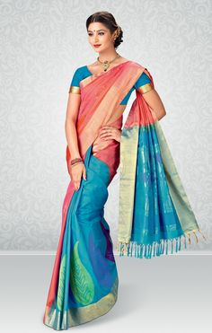 Rich Feel Soft Silk Saree PSM052