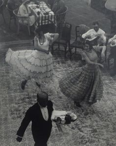 Pal Funk Angelo - Dancers, Seville, Spain 1930