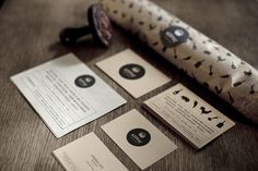 Kispiac branding & identity of a small bistro by Eszter Laki branding