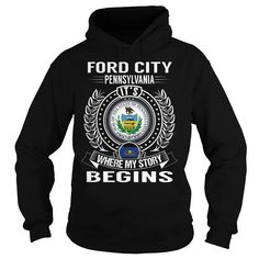 Ford City, Pennsylvania Its Where My Story Begins