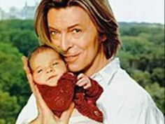 DAVID BOWIE AND HIS DAUGHTER WITH WIFE INMAN...THE man on The Hour with George Stroumboulopoulos - YouTube