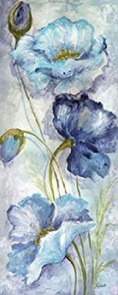 Watercolor Flowers, Watercolor Paintings, Poster Prints, Art Prints, Art Plastique, Texture Painting, Flower Art, Poppies, Art Decor