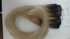 Kim de Manaus AM, seu cabelo ficou  show.  Ombré apenas 3cm.