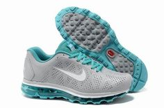 watch a68aa c25d0 Nike Air Max 2011 Leather Women s Grey-New Green