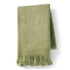 What throws us is,  real fabulousness be called faux? We feel the name Faux Mohair Throw should incorporate more respect. Because the    gorgeousness of our accent throw is a big deal. The perfectly friendly stand-in for genuine (and costly) mohair, this 100% acrylic throw has the    light-catching aura of a fluffy raised nap. Whisper-light, it has us purring  magic over the warmth and comfort. Gorgeous dreamy coloring    reels us in; pretty fringed ends finish the look. Folded over a ch...