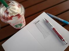 Working 🎶  #wip #starbucks #sketch #conceptart #fashionillustration