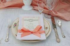 Decoração de Casamento Salmão | Blog Internovias | INTERNOVIAS Blog - Vestidos de Noiva - RJ