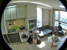 Inside My Korean Officetel Apartment