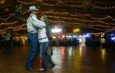 'Nothing is more Texan than a dance hall'
