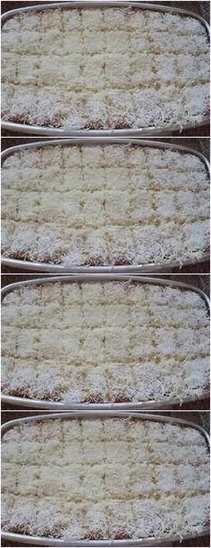 Beat the egg whites with snow, add sugar until icing. Food Cakes, Sweet Desserts, Cake Recipes, Icing Recipe, Egg Whites, Pasta, Sugar, Tasty Food Recipes, Recipe For Coconut Cake