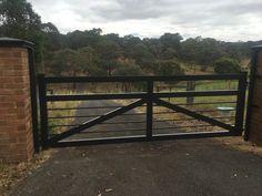 Farm Gate 'Cora Lynn' Single Gate