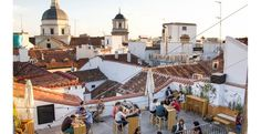 The Hat, un nuevo Hostel con terraza en la azotea en La Latina (Madrid)
