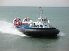 The Hovercraft was invented in the 1950's by Sir Christopher Cockerell and the first Hovercraft were built on the Isle Of Wight in Hampshire.