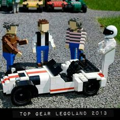 Top Gear Legoland 2013: when I have a little boy his nursery will be top gear Bbc themes lol