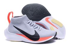 the latest b9445 db1f9 Nike Zoom Vaporfly Elite Mens Sneakers - Light Grey  220