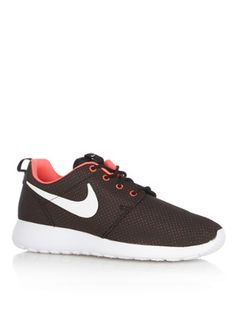 nike roshe run dames bordeaux rood
