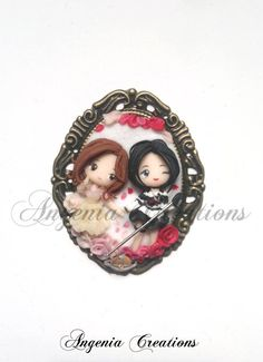 Nana & Hachi dolls