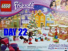 LEGO Friends 2015 Christmas Advent Calendar set #41102 day 22