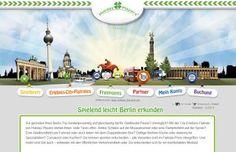 Webdesign Berlin - von unseren Webdesignern gestaltete Webseiten
