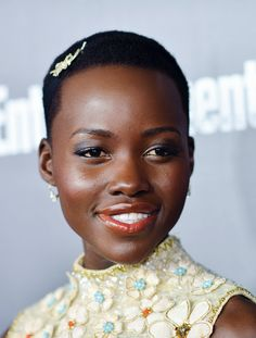 Lupita is so flawless