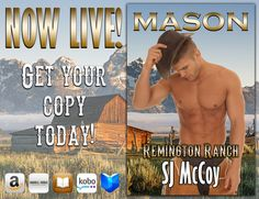 AVAILABLE NOW! Synopsis: Mason Remington fell in love with his little brother's best friend, Gina, when she was still in high school. It seemed they'd found their forever early in life. But somehow it all went wrong. Now--ten years later--Gina's back in town. This time he doesn't intend to let her leave. Mason spent the years he lost with Gina building a business, breeding and training horses, and helping keep his family's ranch going. Gina threw herself into a life in New York City where…