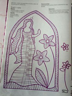 Lace Patterns, Applique Patterns, Bobbin Lacemaking, Gold Work, Lace Making, Cross Stitch Embroidery, Madonna, Coloring Pages, Needlework