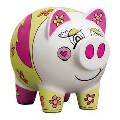 Cofre Piggy Bank Marie Peppercorn