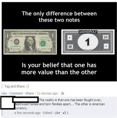 BAHAHAHAHA READ THE COMMENT Monopoly Money, Funny Pins, Funny Memes, Funny Stuff, Random Stuff, Random Things, Random Thoughts, Funny Sayings, Haha