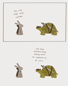 Post with 2927 votes and 185638 views. By Liz Climo. Funny Animal Comics, Cute Comics, Cute Funny Animals, Funny Comics, Funny Cute, Animal Antics, Animal Jokes, Cute Animal Drawings, Cute Drawings